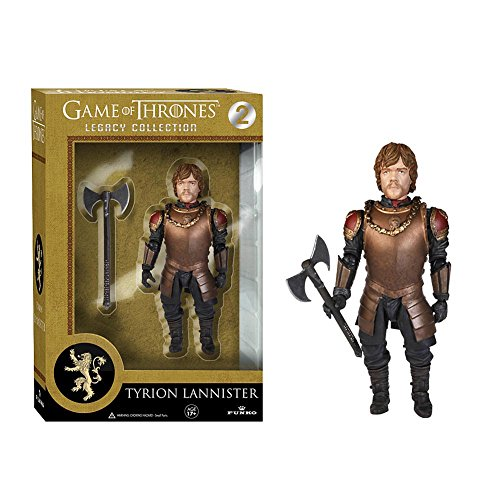 Funko Legacy Collection Game Of Thrones: Tyrion Lannister Action Figure Toy 3910