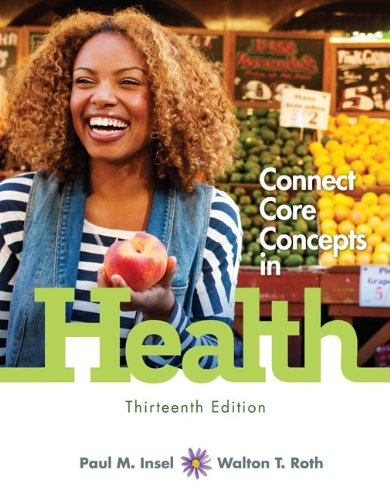 Connect 1-Semester Access Card for Connect Core Concepts in Health