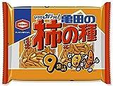 亀田製菓 亀田の柿の種9袋詰 265g