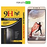 TheGiftKart ULTRA Series HD 2.5D 0.3mm Tempered Glass Screen Protector for LETV Le 1S