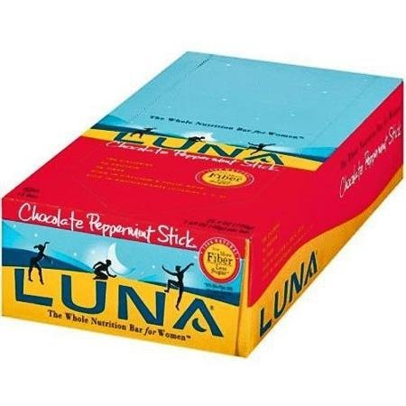Cliff Bar Luna Bar, Og, Choc Pepprmnt, 1.69-Ounce (Pack of 15)