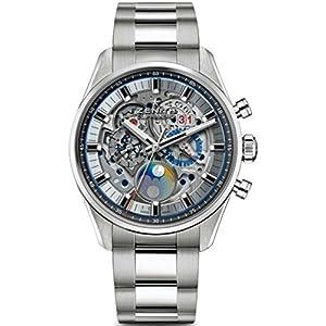 Zenith Chronomaster El Primero Grande Date Moon 03.2530.4047/78.M2530 - Reloj de Pulsera para Hombre 1