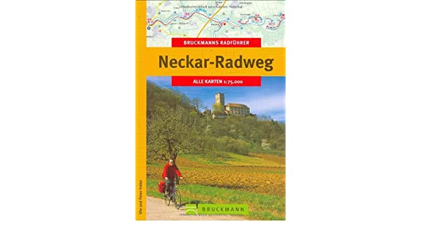 Neckarradweg Karte.Neckarradweg 9783765445804 Books Amazon Ca