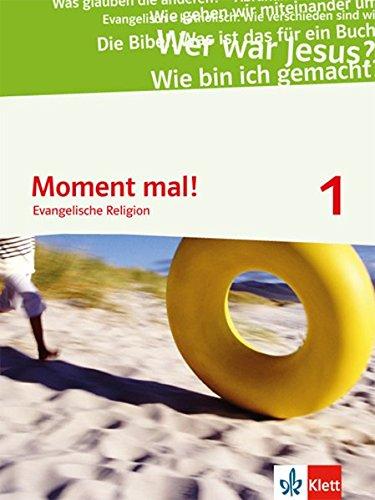 Moment mal! 1. Allgemeine Ausgabe: Schülerbuch Klasse 5/6
