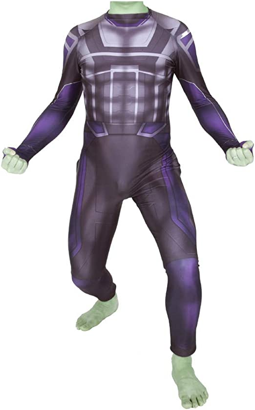 ERTSDFXA The Avengers 4 Hulk Disfraces Adulto Nino Disfraz De ...