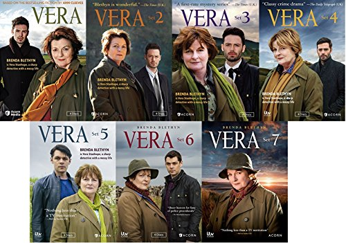 Vera Ultimate Collection Sets 1-7 by