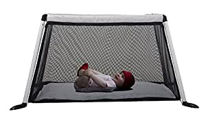 Amazon Com Phil Amp Teds Portable Traveller Crib Silver Baby