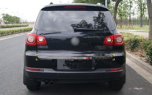 10-15 ext/érieur hayon arri/ère pour couvercle de bas de porte Trim Pour Accessoire de voiture VWTG09