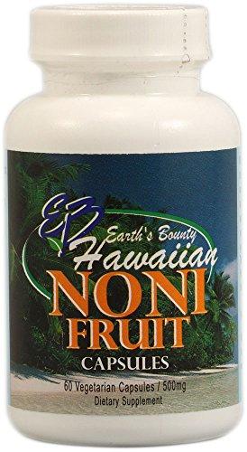 Нони, 60 Veggie Caps, 500 мг; от Bounty Земли