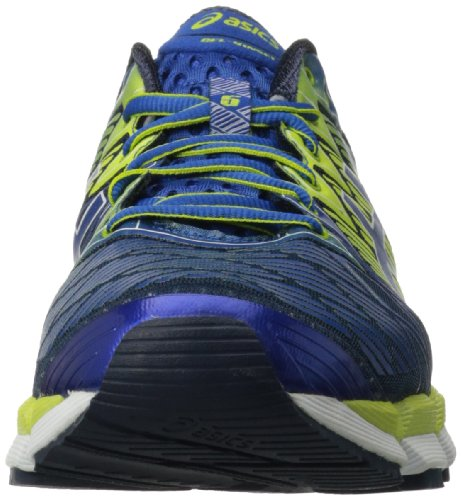 Asics Heren Gel-kinsei 5 Hardloopschoen Navy / Royal / Lime