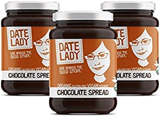product image for Chocolate Spread, NO HFCS, ORGANIC, VEGAN, GLUTEN-FREE & KOSHER | For Fruit, Ice Cream, Toast (3-pack)