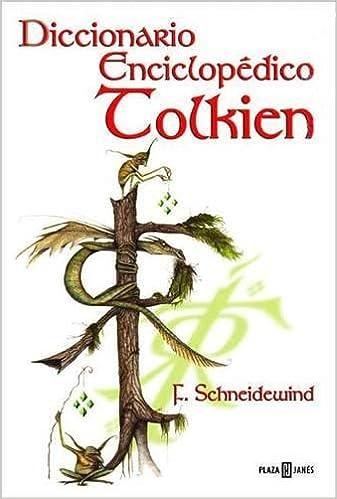 Descargas de libros electrónicos para Android Diccionario enciclopedico Tolkien / Encyclopedic Dictionary Tolkien CHM 9681105834