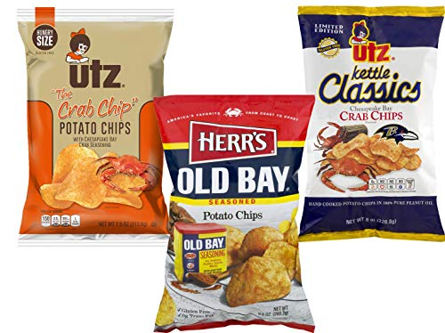 Herr's Old Bay Chips, Utz's