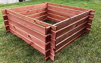 Bomi compostador de madera, madera Kom Póster Phil cerezo ...