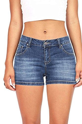 Womens Classic Blue Jeans - 9