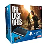 PlayStation 3 - Konsole Super Slim 500 GB (inkl. DualShock 3 Wireless Controller + The Last of Us)