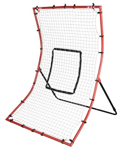 Franklin Sports MLB Flyback Multi-Position Return Trainer, 65 x 44-Inch