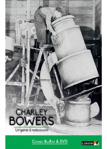 Charley Bowers Collection (17 Films) ( Egged On / He Done His Best / A Wild Roomer / Fatal Footsteps / Many a Slip / Nothing Doing / Now You Tell One / There It [ Blu-Ray, Reg.A/B/C Import - France ] by Lobster Films