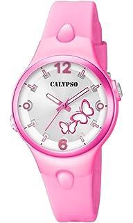 Calypso Watches Womens Analogue Classic Quartz Watch with Plastic Strap  K5747 3 c29748e788b