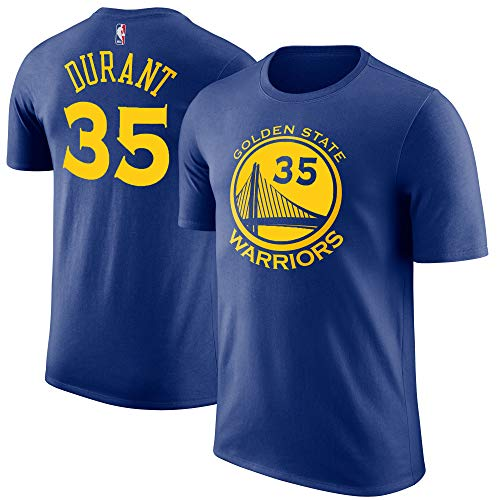 Outerstuff NBA Youth Performance Game Time Team Color Player Name Number  Jersey T-Shirt (Kevin Durant e8f55f9cb