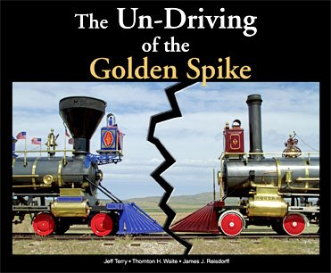 The Un-Driving of the Golden Spike