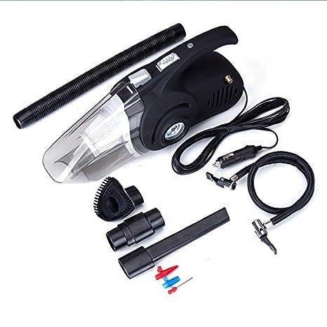 Auto Aspiradora, Elete CPRO Wet & Dry Fuerza Completo aspirador con filtro HEPA Auto aire pistón compresor ...
