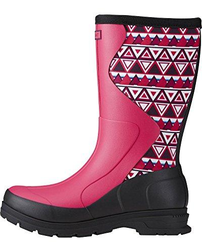 Ariat Kvinna Spring Gummi Arbete Boot, Shock Rosa, 7b Oss Rosa