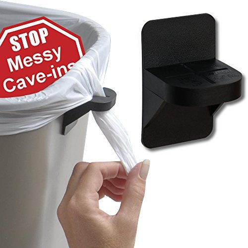Trash Bag Cinch, Black