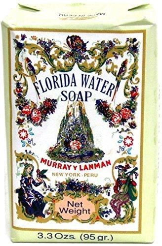 Florida Water Bar Soap 3.3 oz (Pack of 12) ()