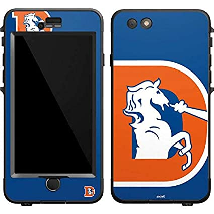 Amazoncom NFL Denver Broncos LifeProof Nuud IPhone Plus Skin - Vinyl decals for phone cases