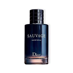 Christian Dior Sauvage Eau De Parfum Spray For Men, Blue , 3.4 Ounce