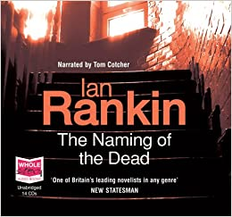 Book The Naming of the Dead (unabridged audio book)