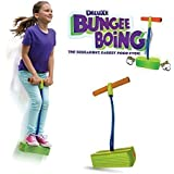 The Original Deluxe BUNGEE BOING! by Geospace; The Squeakiest, Easiest Pogo Ever! For Kids 3 Years and Up