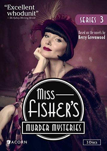 Miss Fisher's Murder Mysteries, Series 3