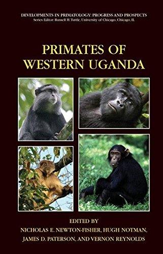 Primates of Western Uganda (Developments in Primatology: Progress and Prospects)