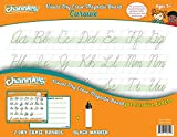 "Dry erase magnetic 2 Pak Channie's Quick & Neat Cursive Handwriting board Size 8.5"" x 11"""