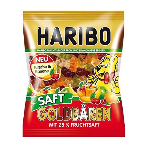 Haribo Juice Goldbaeren