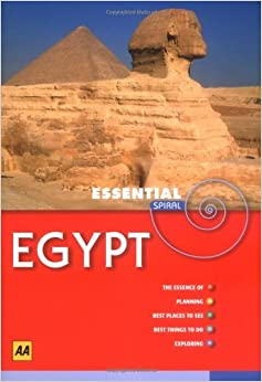 Book Egypt (AA Essential Spiral Guides)