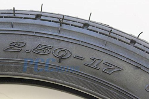 10L 17'' Honda C70 Passport Scooter Tire Tires C 70 2.25/2.50X17 FRONT REAR TR15