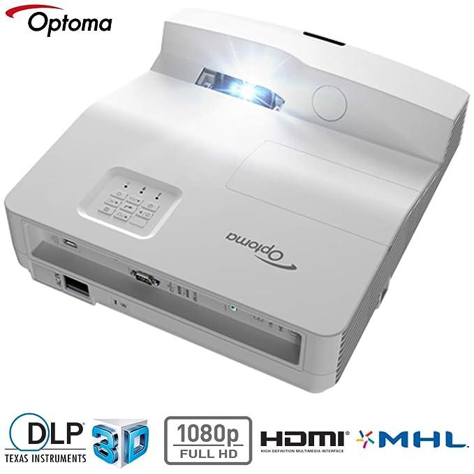 Amazon.com: Optoma GT5600 Ultra Short Throw 3600 Lumens ...