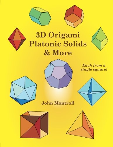 Read Online 3D Origami Platonic Solids & More ebook