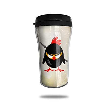 Amazon.com: Lodve Hvst an Angry Ninja Fried Chicken Carrying ...