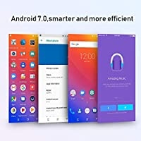 DUODUOGO J3 moviles Libres 4G 5 Pulgadas 32 GB 1GB RAM Smartphone Oferta del día Android 7.0 Quad Core Doble cámara 2800mAh Batería Dos SIM Bluetooth moviles Libres (Oro): Amazon.es: Electrónica