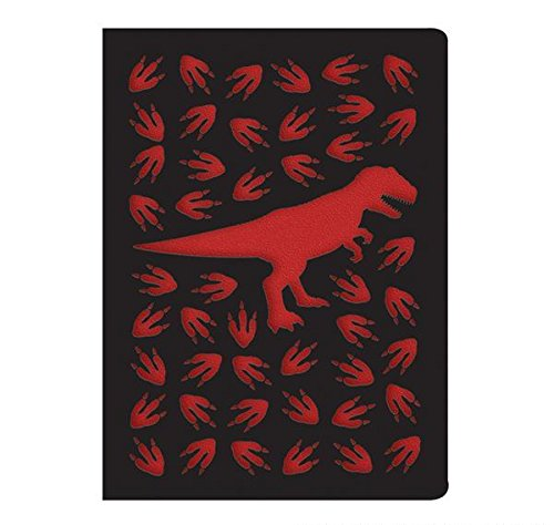 80pg JOURNAL WITH T-REX DIE CUT, Case of 144