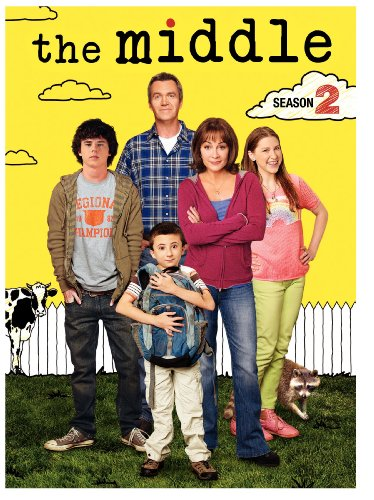 The Middle: Season 2 by Warner Manufacturing