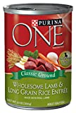 Purina One Classics Canned Dog Food, Lamb Grain Rice, 13-Ounce (Pack of 12), My Pet Supplies