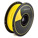 Terrafilum Stratosfilum 1.0Kg Spool PLA 1.75mm Yellow, Pack of 1
