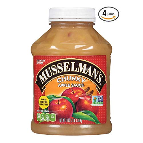 Musselman's Chunky Apple Sauce, 48 Ounce (Pack of 4) by Musselmans (Image #8)