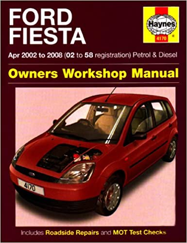 ford fiesta workshop manual pdf