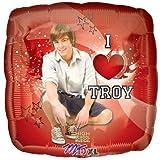 "18"" High School Musical I Heart Troy"